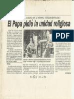 Papa pide Unidad Religiosa.pdf