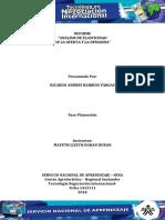 """Actividad 8 Evidencia 1 Informe """"Análisis de Elasticidad de La Oferta Y La Demanda"""""""