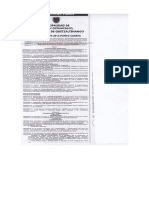 Reglamento Del Centro de Acopio y Locales Comerciales
