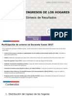 Resultados Ingresos Casen 2017