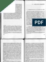 Bürger - Teoría de La Vanguardia Capítulo 3