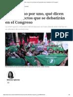 Aborto_ uno por uno, qué dicen los 8 proyectos que se debatirán en el Congreso.pdf