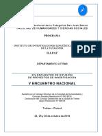 Programa Encuentro ILLPAT 2018 Final