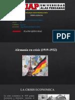 Crisis Alemana - Proyecto de Inversion Publica - Exposicion Final