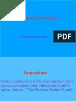 Communicaton Skills Ppt (1)