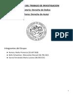 TP Derecho de Autor