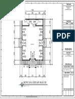 Masjid - Rencana Denah Kusen