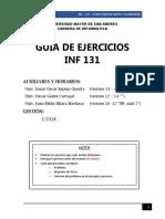 Practica Inf131 II