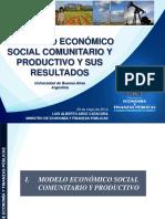 Modelo Economico Mefp