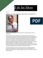 Anaclet Pons y Justo Serna - Entrevista a Carlo Ginzburg