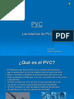 Diapos de Tuberias PVC
