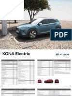 Spec Kona Electric