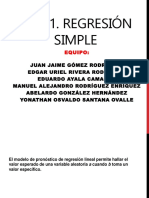 2.4.2.1. Regresión Simple