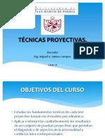 CLASE 1 TÉCNICAS PROYECTIVAS.pptx