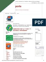 Coleydeporte_ Dictado y Ortografia _ll_y_. Refuerzo y Ampliacion. Educacion Primaria