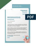 Carta Solicitud Empleo 3 y 4 Medio