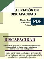 ACTUALIZACIÓN EN DISCAPACIDAD