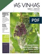 Boas Vinhas - Edição 7 - Agosto 2017