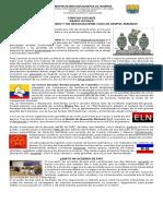 Taller Colombia y Sus Negociaciones