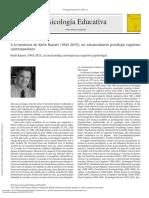 Psicología Educativa. Volumen 21 Nº 1. Año 2015 ---- (Pg 3--28)
