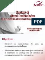 P4 Canal Inalámbrico