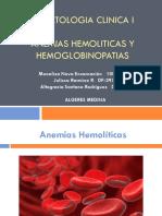 Anemia Hemolitica 1