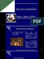 Tipos de Conocimientos.pptx