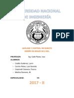 Informe Diseño de Brazo de 2 GDL