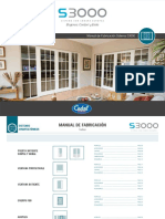 Manual Ensamble s3000 3