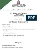 COMANDOS ELETRICOS - V1