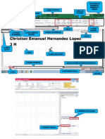 Ambiente Excel Christian Hernandez