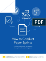 Paper Sprint Manual