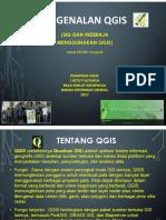 Pengenalan Inderaja Dan SIG Menggunakan QGIS 2017