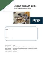 LKPD (PeerTeaching) Produksi Pengolahan Hasil Nabati KD15