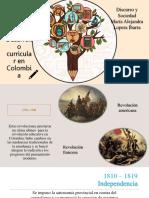 Desarrollo Curricular en Colombia