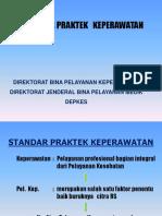 Standarkeperawatan (KDK)