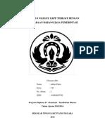 Tinjauan Website LKPP Terkait Dengan Pengadaan Barang dan Jasa