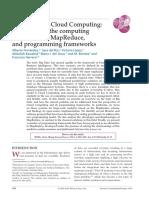 1810 2014-wires-fernandez etal-big data w cloud computing