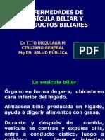 Vesícula y Conductos Biliares