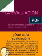 3 La Evaluación Pep 2004