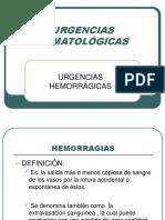URGENCIAS HEMATOLÓGICAS