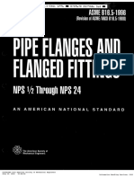 88035 Asme b16 1 .5 1996 - Pipe Flanges and Flanged Fittings