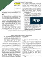 Political Law Case Digests 1