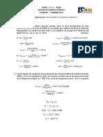Solución lección de química general espol