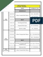 Program Pasca Upsr 2018