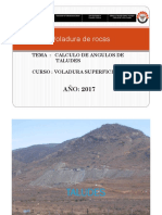 Voladura de Rocas Open Pit