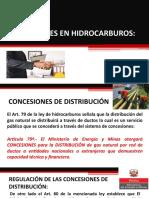 Los Hidrocarburos en El Perú - Trabajos