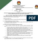 pleno pendaftaran KPPS