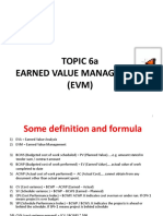 Chapter 6 Earned Value Management (3)