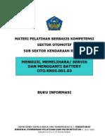 Service Batery